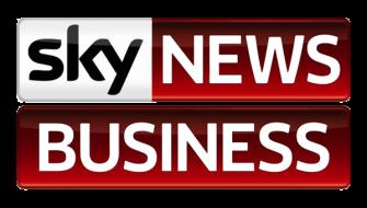 SKY NEWS BUSINESS LOGO