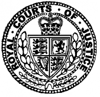Royal Courts of Justice Logo - LEXLAW Litigation Solicitors