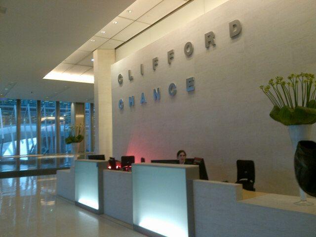 rcj clifford chance lawyer london litigate cpr civil commercial financial litigation