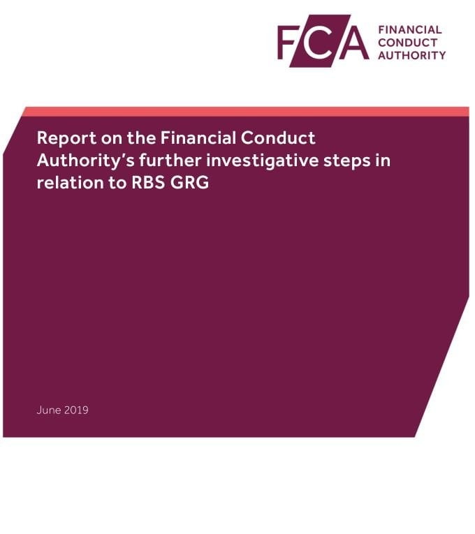 FCA Report GRG Misconduct